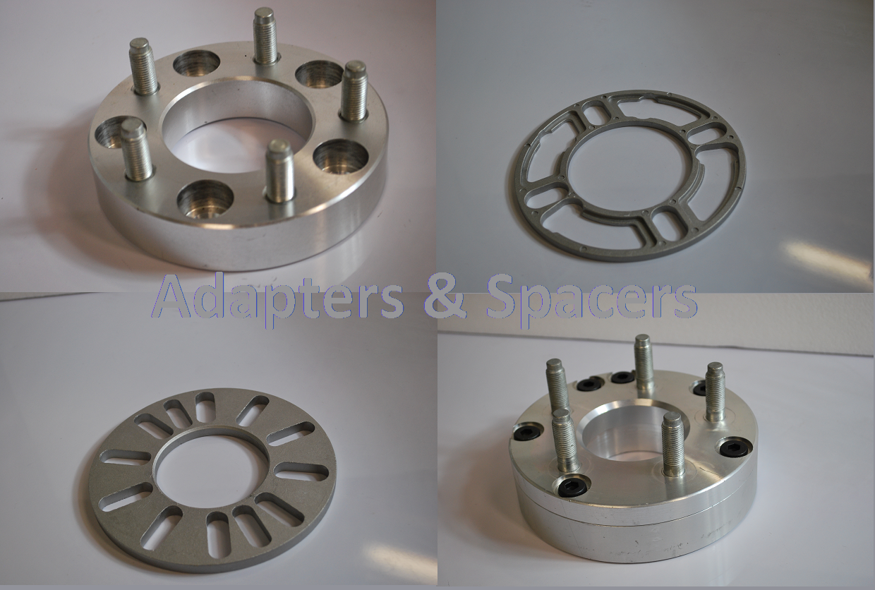 Adapters & Spacers