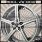 MERCELI M41 22X8.5 5x112 ET+32 CB 66.56 CHROME