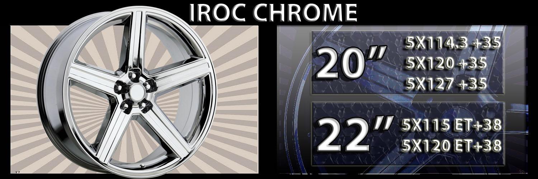 IROC WHEEL